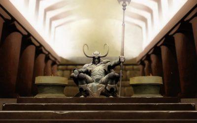 A gonosz születése – Loki